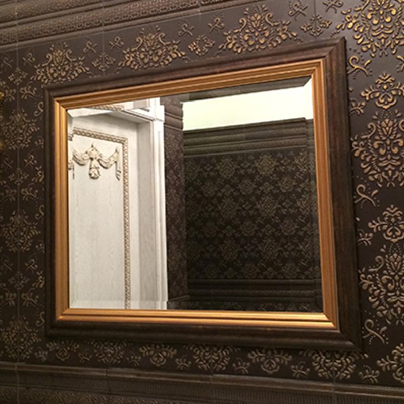 примеры оформления зеркал в багетные рамки, багетная мастерская спб цены
